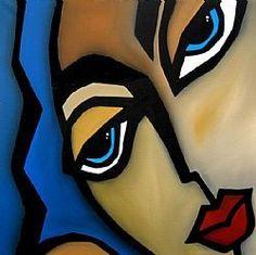 Art: All Blues... by Artist Thomas C. Fedro