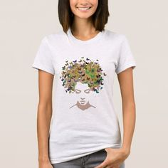Hair of Butterflies T-Shirt
