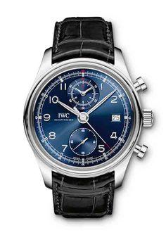 IWC Portuguese Chronograph Classic Edition