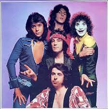 The Sensational Alex Harvey Band.