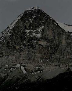 #Eiger (Berner Alpen), 2007 #Nordwand #Northface (Foto: Olaf Unverzart)