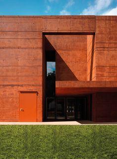 Biblioteca e Auditório Público Curno / Archea Associati