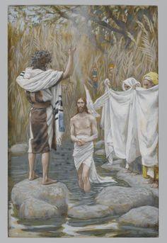 The Baptism of Jesus (Baptême de Jésus) : James Tissot : Free Download & Streaming : Internet Archive