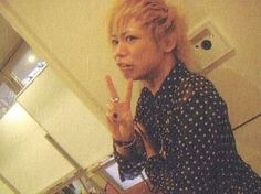 "Hell, Sweet Hell - ""Kyo smiling"" spam"