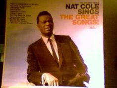 """1987 - Bambolê - Globo - An Affair To Remember - Nat """"King """" Cole - record"""