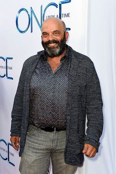 Lee at the Season 4 Premiere