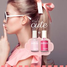 As long as there's pink, the world will always be more beautiful. #PinkNails #NailPolish #Manicure / Enquanto existir cor de rosa o mundo será sempre mais bonito.  #AndreiaProfessional #UnhasRosa #Verniz
