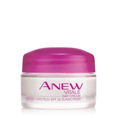 Introducing Anew Vitale, powered by VitaToneComplex. Revive tired-looking skin after just one use. Now you can visibly reduce dullness, improve clarity and restore the well-rested look of a full night's sleep. Suitable for all skin tones. .5 oz. net wt. a free shipping on anyorder code RCT15C7