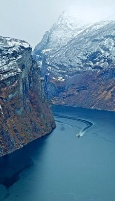 Geiranger fjord, Norway | by Europe Trotter on 500px