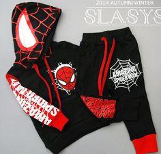 Spider-Man Jumper