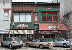 Danville IL - The Java Hut!   N. Vermilion St.