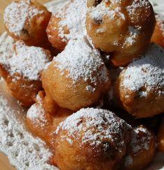Ricetta # frittelleveneziane