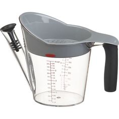 OXO® Fat Separator in Cooking Utensils   Crate and Barrel