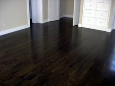 Dark Engineered Wood Flooring
