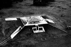 William Morgan, Hilltop House, Central Florida, 1972-1975
