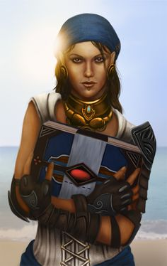 Isabella by ~GIVEthemHORNS on deviantART, my favorite character :) she's a badass pirate.