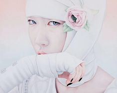 by Kwon Kyung Yup #figure #portrait