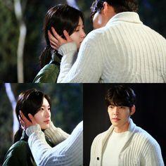 """Uncontrollably Fond"" Kim Woo-bin and Suzy kissing Kim Woo Bin, Bae Suzy, Uncontrollably Fond Kdrama, Suzy Drama, Teen Boyfriend, Korean Tv Series, Perfect Kiss, Korean Entertainment News, W Two Worlds"