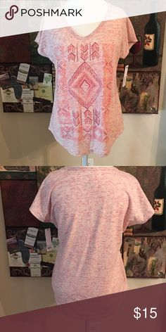 GRAPHIC TOP  NWT Sonoma Tribal Graphic Top NWT Price is Firm Sonoma Tops