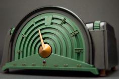 The incredible Art Deco Emerson 744 Radio!