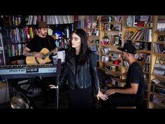 Banks: NPR Music Tiny Desk Concert - YouTube