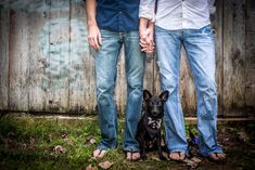 Gay couple portraits