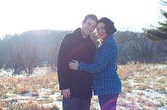 Sarah & Andrew's Engagement Shoot