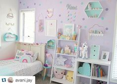 Bedroom decorations for girls