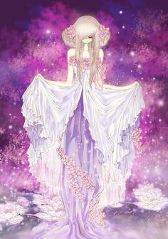 采集图片 (Lotus Princess)