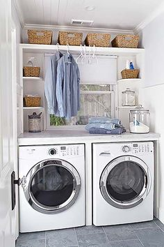 60 Amazingly inspiring small laundry room design ideas More