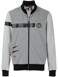 PLEIN SPORT Spirit jogging jacket. #pleinsport #cloth #