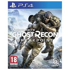Tom Clancy's Ghost Recon Breakpoint Ultimate - [Xbox One Digital Code] Jeux Xbox One, Xbox One Games, Ps4 Games, Arcade Games, Tom Clancy's Ghost Recon, The Division, Far Cry 4, Red Dead Redemption, Monster Hunter