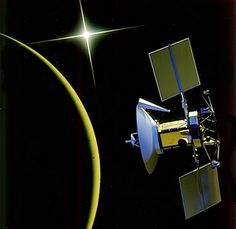 october 12,1994 – NASA loses radio contact with the Magellan spacecraft as the probe descends into the thick atmosphere of Venus (the spacecraft presumably burned up in the atmosphere)