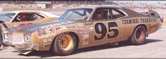 terminal transport race cars | 72 Teminal Transport Cyclone driven by Darrell Waltrip in the 1972 ...