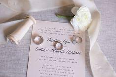 Heather Funk Photography // EAU Palm Beach Resort // resort wedding // beach wedding // wedding invitation // wedding rings // wedding details #weddingphotography