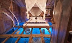 Of The Coolest Hotels In The World The Glass Floor Udang House, Bali, Indonesia And other cool hotels in the world!The Glass Floor Udang House, Bali, Indonesia And other cool hotels in the world! Ubud Hotels, Hotel Bali, Unique Hotels, Best Hotels, Luxury Hotels, Amazing Hotels, Luxury Travel, Cool Hotels, Luxury Getaways