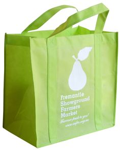Yellow Promotional Bag