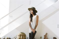 At Home with Artist Tasya van Ree & an Exclusive Interview | Free People Blog #freepeople