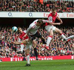 Arsenal. Futbol!
