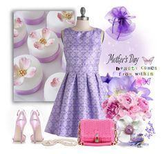 Mother's Day by momsinbda on Polyvore featuring polyvore, fashion, style, Carvela Kurt Geiger, Dolce&Gabbana, Tasha and clothing