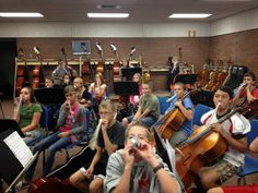 Orchestra Classroom Ideas: Keeping orchestra fun - ideas and thoughts