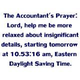 Accountant's Prayer Mug for $15.00  Totally getting this for my co-worker.