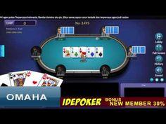 Trik Jitu Cara Menang Main  Omaha Poker Online Idn Play