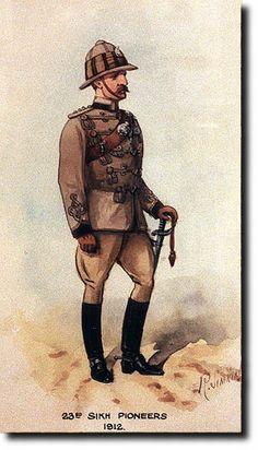 The British Empire Armed Forces British Army Uniform, British Uniforms, British Soldier, Commonwealth, Bengal Lancer, Vintage Safari, Indiana, Indian Army, British Colonial