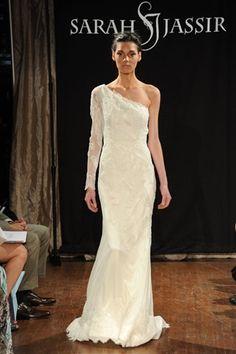 Sarah Jassir Bridal Spring 2013