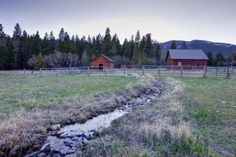 #serenity #creek Camas Creek Ranch - Montana Ranches For Sale | Fay Rancheshttp://fayranches.com/ranches-for-sale/montana/camas-creek-ranch-hamilton-mt