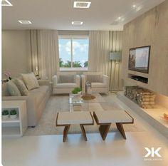 Ceiling Design Living Room, Home Room Design, Living Room Interior, Home Living Room, Home Interior Design, Living Room Designs, Living Room Decor, Elegant Living Room, Living Room Ideas Modern Contemporary