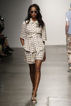 Spring 2015 Trend: Check, Please - Slideshow