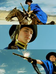 The Fall - Lee Pace as the Masked Bandit