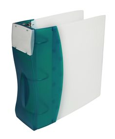 Dura Tech Hard Poly Binder